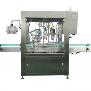 Máquina automática de enchimento e tampa de frascos conta-gotas