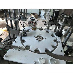 Máquina automática de selagem e nivelamento de enchimento a quente
