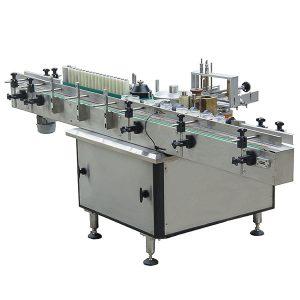 Máquina automática de rotulagem de papel para pasta de cola úmida