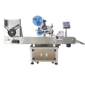 Máquina de rotulagem automática de embalagem horizontal